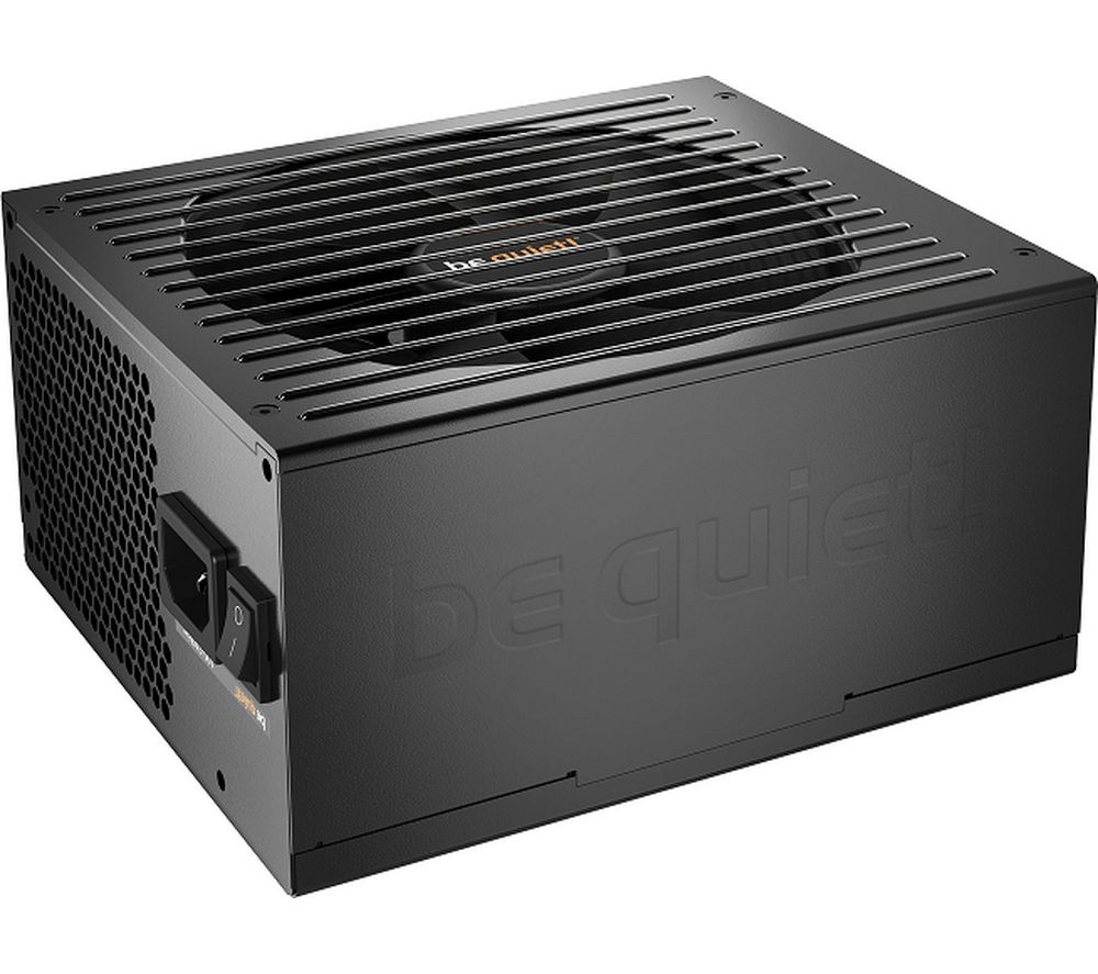 Image of BE QUIET BN281 Straight Power 11 Modular ATX PSU - 550 W, Gold