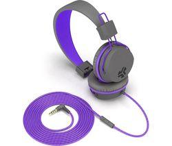 JBuddies Studio Kids Headphones - Purple