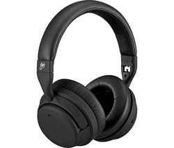 GOJI Advance GTCNCPM19 Wireless Bluetooth Noise-Cancelling Headphones - Black