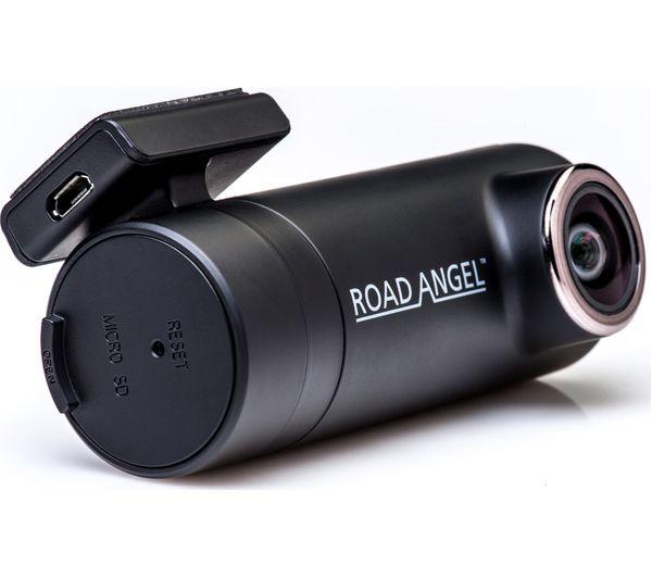Image of ROAD ANGEL Halo Drive Quad HD Dash Cam - Black