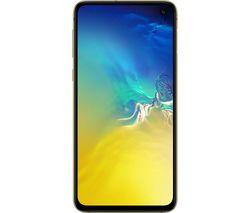 SAMSUNG Galaxy S10e - 128 GB, Canary Yellow
