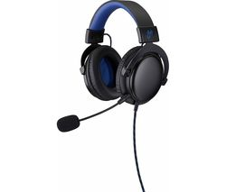 GOJI GPS4HS19 Gaming Headset - Blue