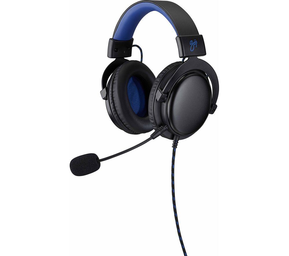 GOJI GPS4HS19 Gaming Headset - Blue