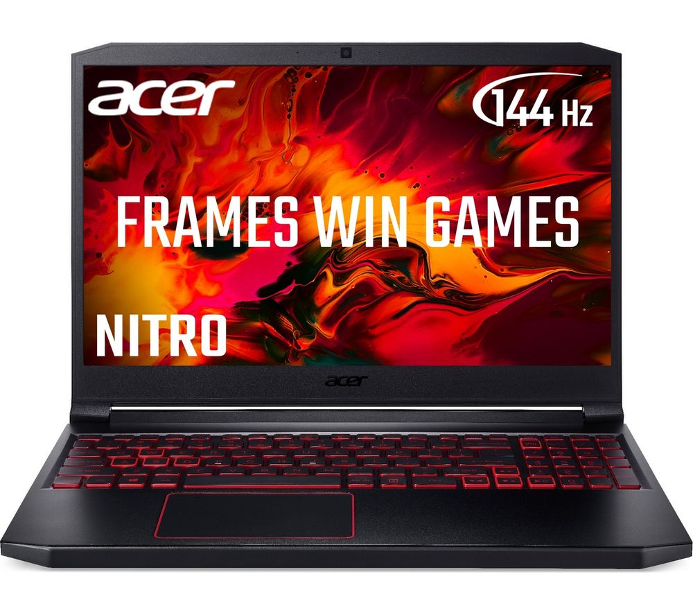 Image of ACER Nitro 7 AN715-51 15.6 Intel® Core™ i5 GTX 1650 Gaming Laptop - 512 SSD