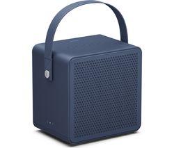 Rålis Portable Bluetooth Speaker - Blue
