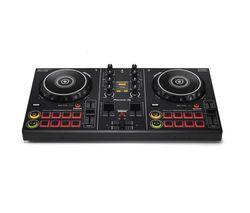 DDJ-200 Smart DJ Controller - Black