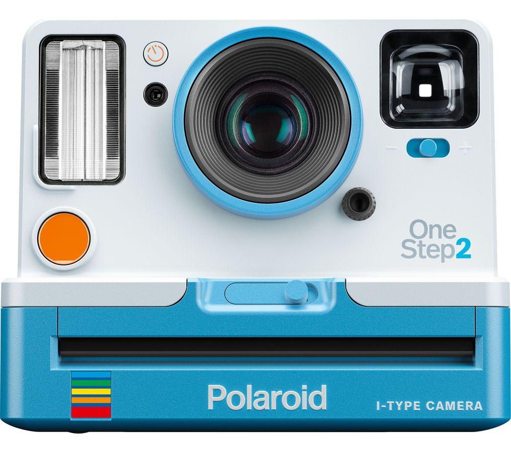 Image of OneStep 2 Viewfinder Instant Camera - Blue, Blue