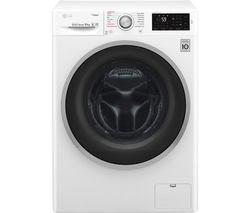 F4J610WS NFC 10 kg 1400 Spin Washing Machine - White