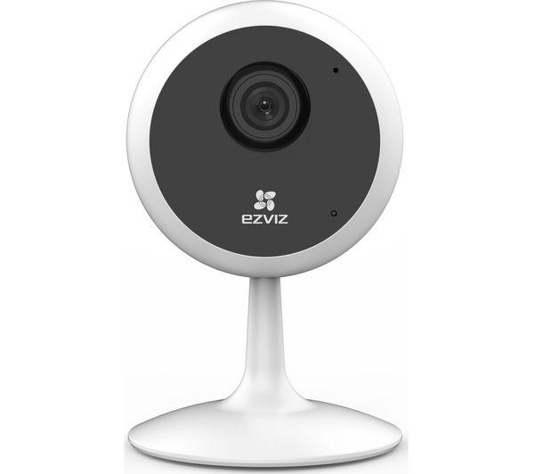 Image of EZVIZ C1C Full HD 1080p WiFi Indoor Security Camera - White