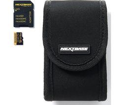 NEXTBASE Go Pack with 32 GB U3 microSD Card