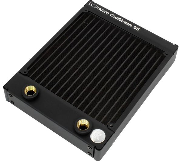 EK COOLING EK-CoolStream SE 140 Slim Single Radiator