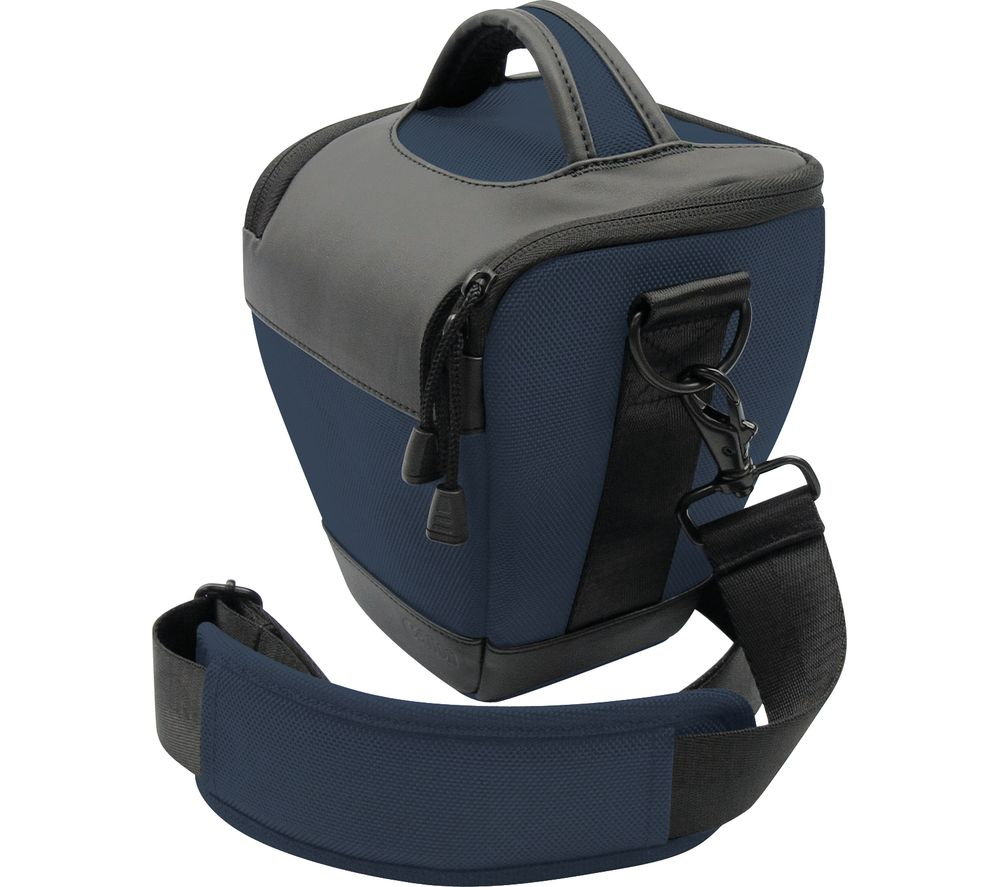 CANON HL100 DSLR Camera Holster Bag - Blue