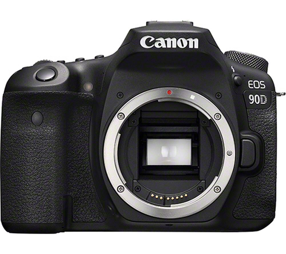 CANON EOS 90D DSLR Camera - Body Only