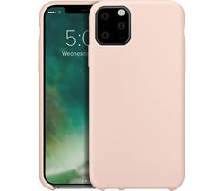 iPhone 11 Pro Max Silicone Case - Pink