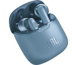 Tune 220TWS Wireless Bluetooth Earphones - Blue