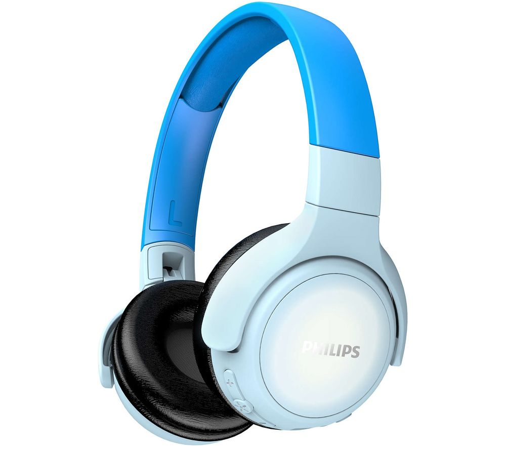 PHILIPS TAKH402BL/00 Wireless Bluetooth Kids Headphones - Blue