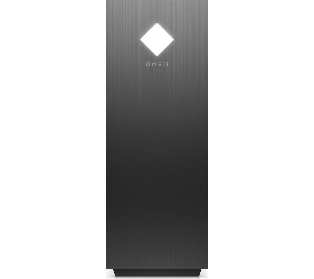 Image of HP OMEN 25L Gaming PC - Intel® Core™ i5, GTX 1660 Super, 2 TB HDD & 256 GB SSD