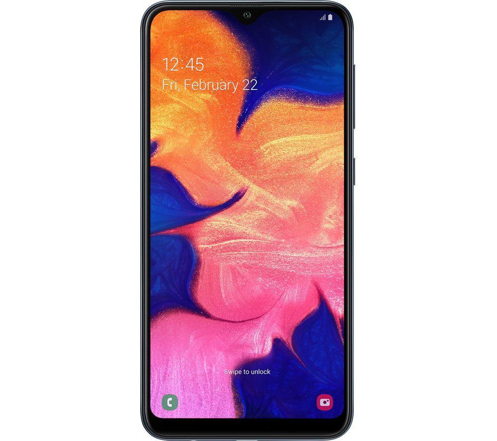 SAMSUNG Galaxy A10 - 32 GB, Black