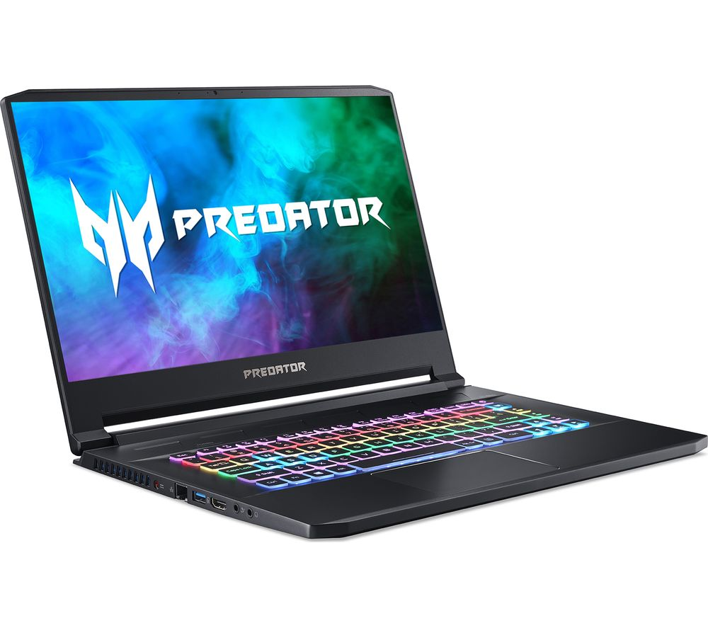 "Image of ACER Predator Triton 500 15.6"" Gaming Laptop - Intel®Core™ i7, RTX 2080 Super, 1 TB SSD"