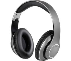 HighQ Sense Wireless Bluetooth Headphones - Silver