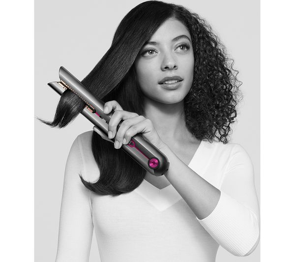 Buy Dyson Corrale Gift Edition Cordless Hair Straightener Styling Set Black Nickel Fuchsia Free Delivery Currys