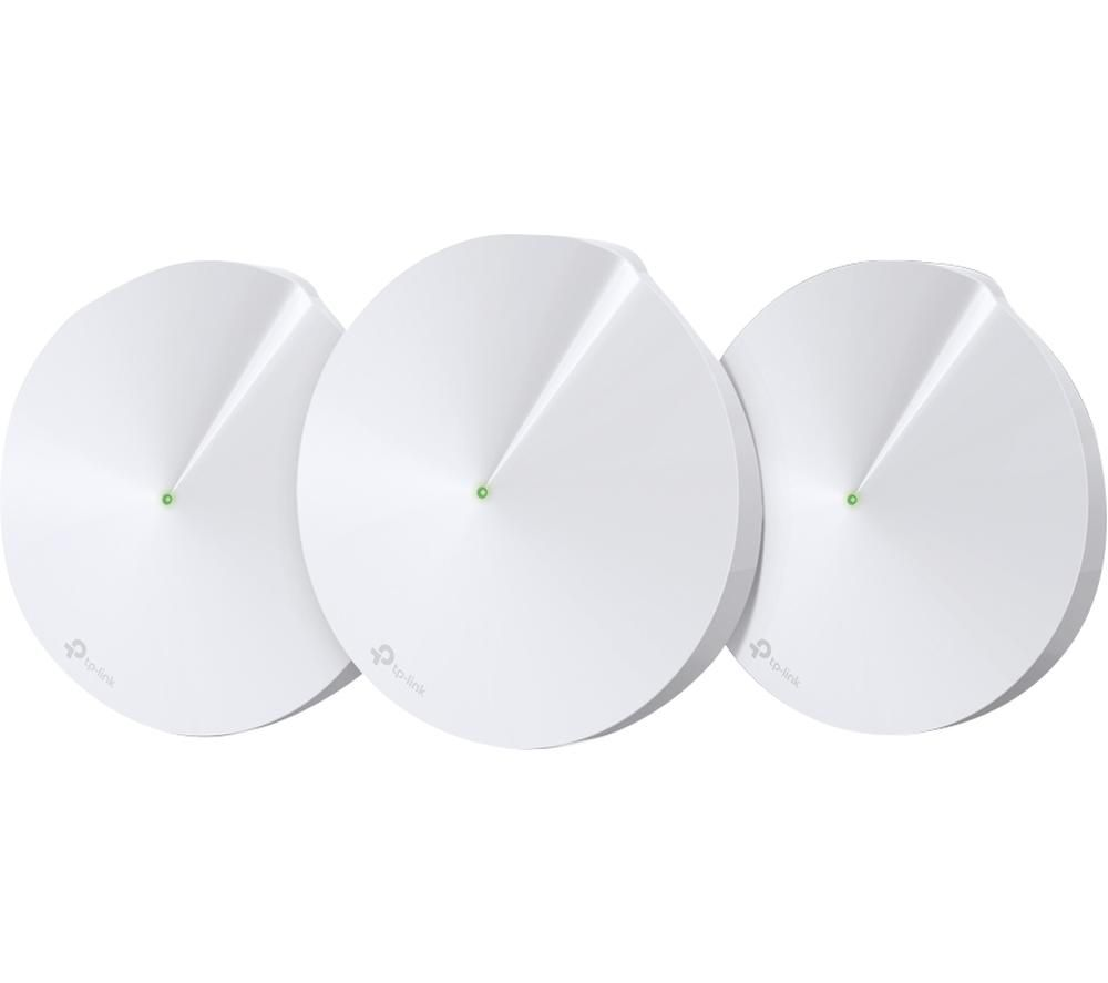Image of TP-LINK Deco M9 Plus Whole Home WiFi System - Triple Pack