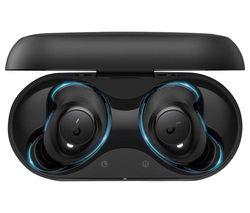 Life Dot2 Wireless Bluetooth Sports Earphones - Black