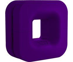 Puck Cable Management & Headset Mount - Purple
