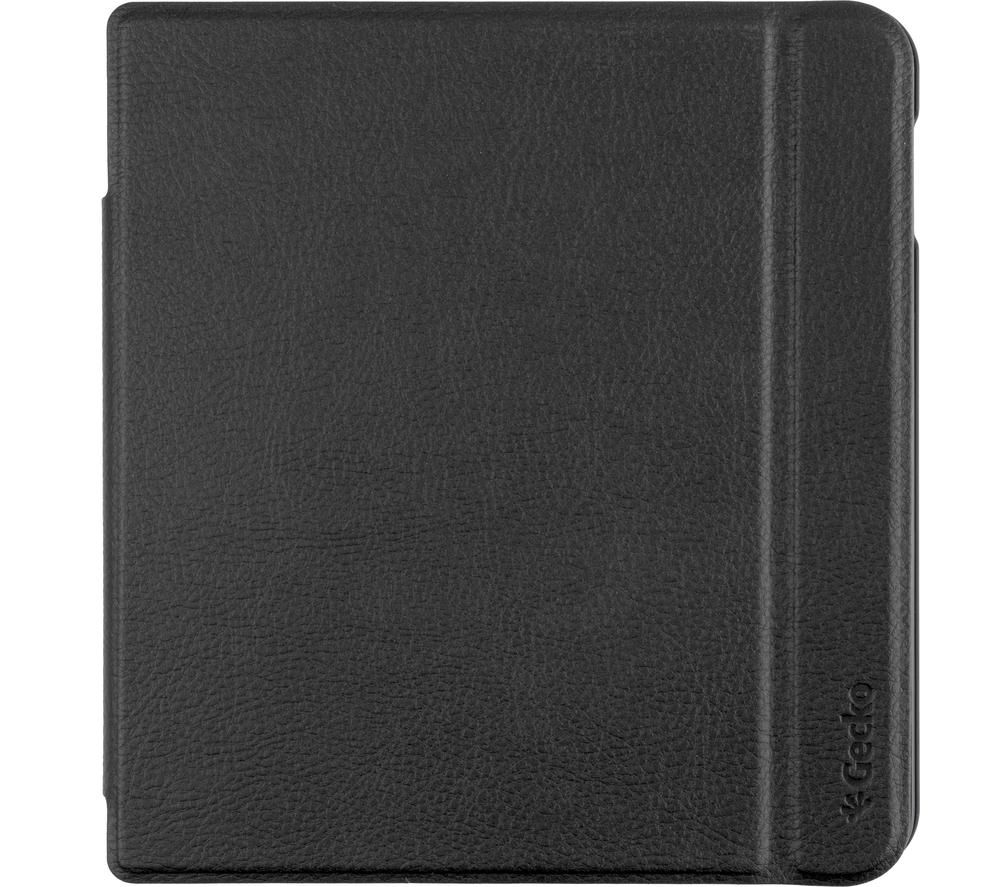 GECKO COVERS Slimfit S4T49C1 Kobo Libra H2O Case - Black, Black