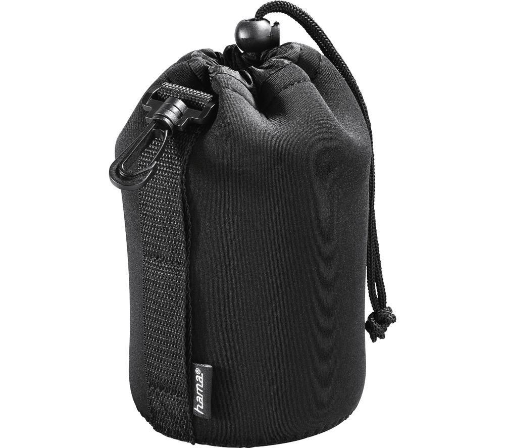 HAMA 126695 Lens Case - Black