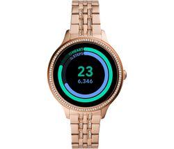 Gen 5E FTW6073 Smartwatch - Rose Gold, Stainless Steel Strap