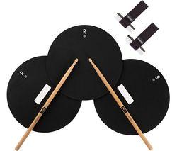 Ultimate Box 27M-00011-EN Electronic Drum Set - White