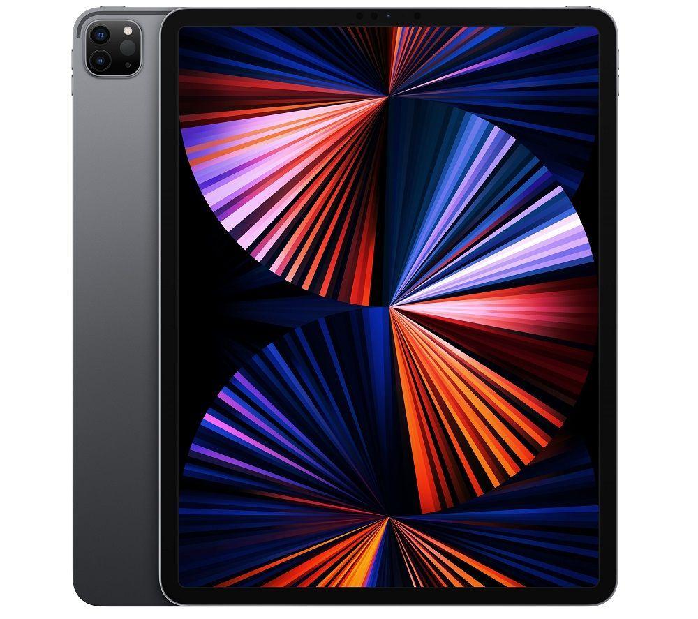 "APPLE 12.9"" iPad Pro (2021) - 256 GB, Space Grey"