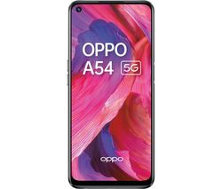 A54 5G - 64 GB, Fluid Black