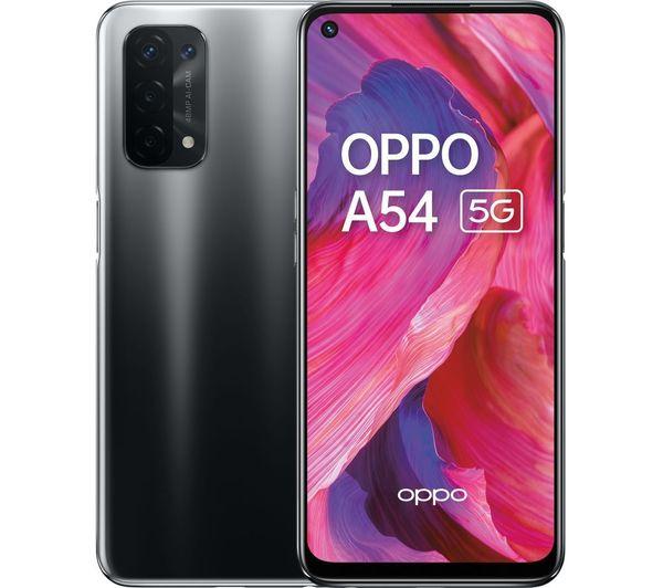 Oppo A54 5G - 64 GB, Fluid Black 11
