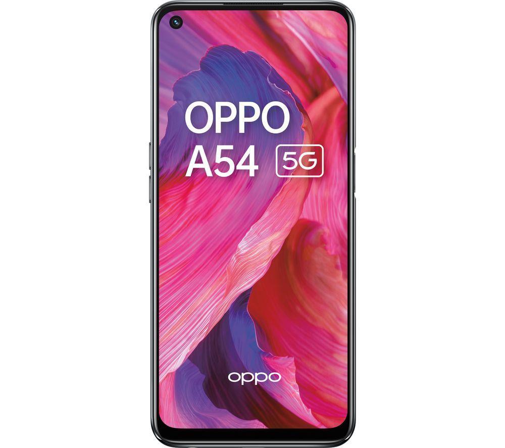 Oppo A54 5G - 64 GB, Fluid Black 0