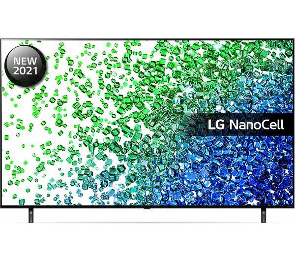 "LG 55NANO806PA 55"" Smart 4K Ultra HD HDR LED TV with Google Assistant & Amazon Alexa"