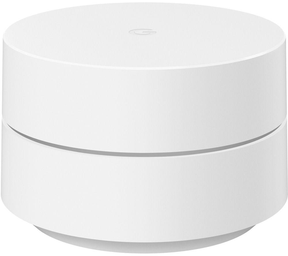 GOOGLE WiFi Mesh Whole Home System - Single Unit