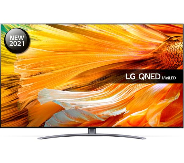 """LG 65QNED916PA 65"""" Smart 4K Ultra HD HDR QNED TV with Google Assistant & Amazon Alexa"""