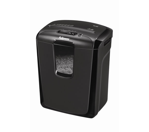 want to buy a paper shredder With this crosscut paper shredder, you can shred multi-page documents of up to six sheets at a time it can destroy credit cards, atm receipts, and stapled papers without the need to remove the staples.