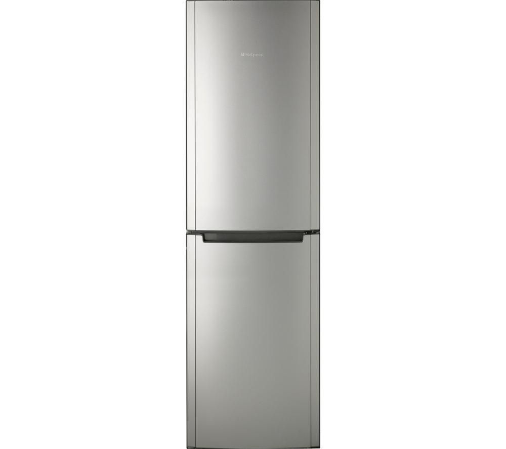 HOTPOINT FSFL58G 60/40 Fridge Freezer - Graphite