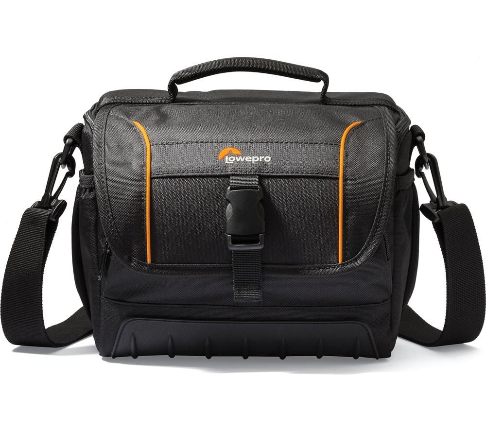 LOWEPRO Adventura SH 160 ll DSLR Camera Bag - Black