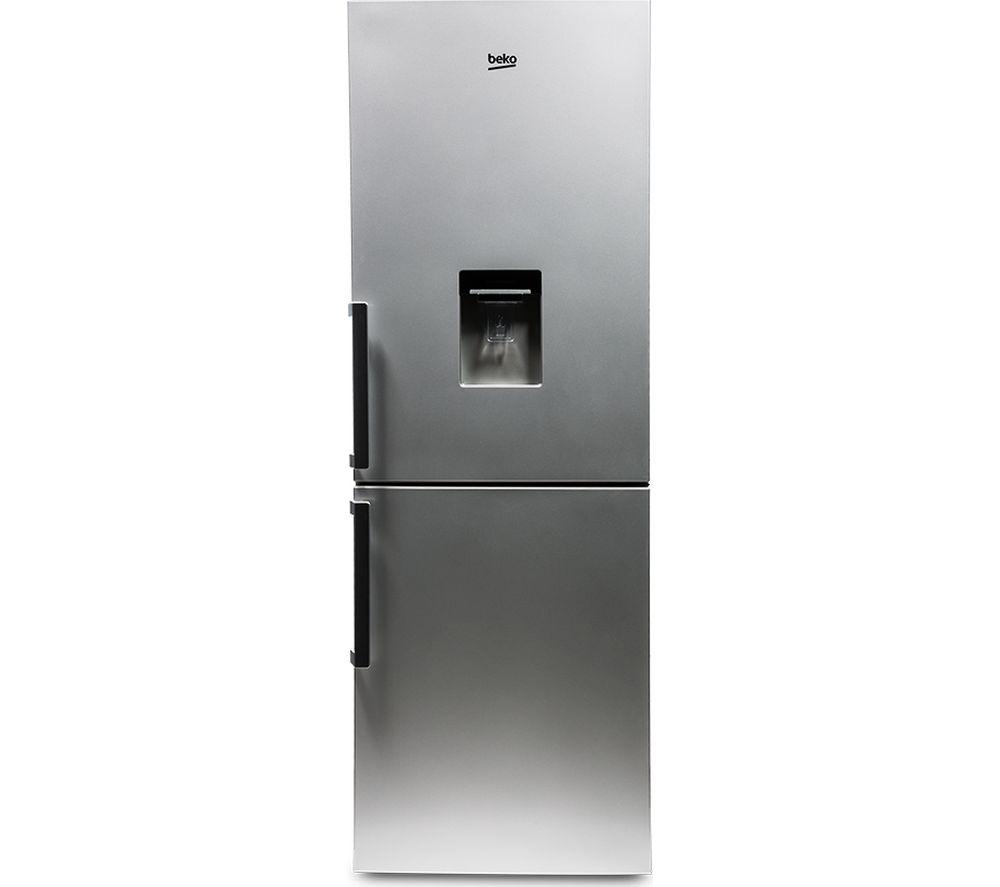 BEKO CFP1675DS 60/40 Fridge Freezer - Silver