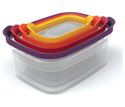JOSEPH JOSEPH Nest Storage Boxes - Pack of 4