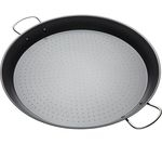 KITCHEN CRAFT World of Flavours Mediterranean 46 cm Non-stick Paella Pan - Carbon Steel