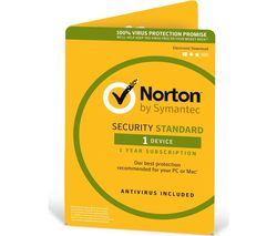 NORTON Security 2019 - 1 year for 1 device