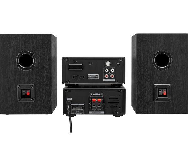buy jvc ux d750 wireless traditional hi fi system black. Black Bedroom Furniture Sets. Home Design Ideas