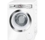 BOSCH Serie 8 WAYH8790GB Smart Washing Machine - White