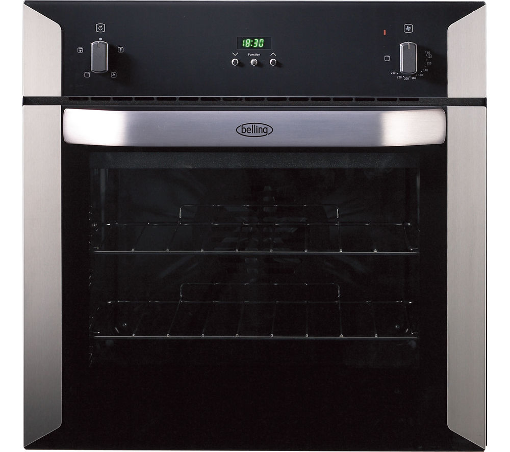 BELLING BI60FP Electric Oven - Stainless Steel