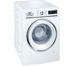 SIEMENS iQ500 WM14W750GB Washing Machine - White